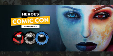 Get Ready For Heroes Comic Con Valencia