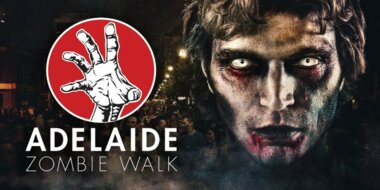 Adelaide Zombie Walk: Charity Night For The Undead