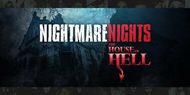 Nightmare Nights: The House Of Hell Halloween Event