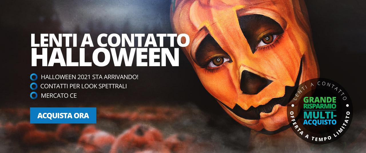 Lenti A Contatto Halloween