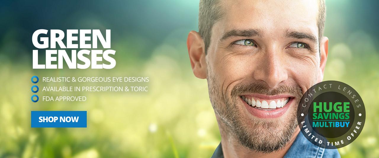 Green Lenses
